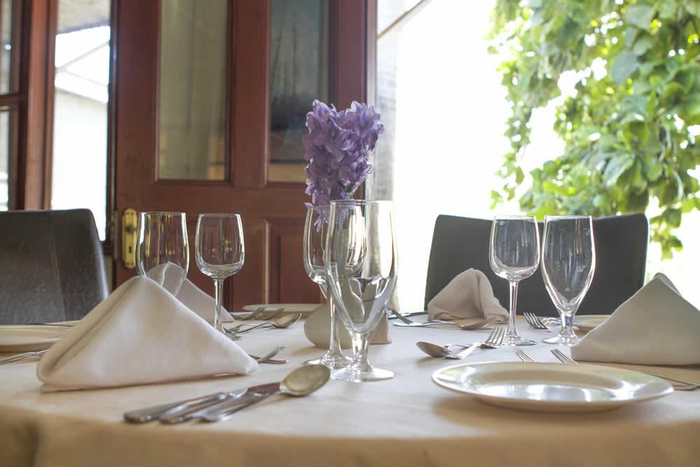 Elegant Dining Facilities